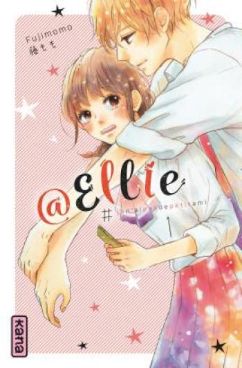 Couverture de l'album @Ellie - 1. Tome 1