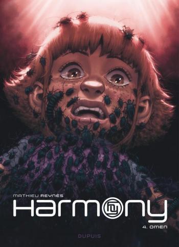 Couverture de l'album Harmony - 4. Omen