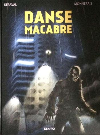 Couverture de l'album Danse macabre (One-shot)