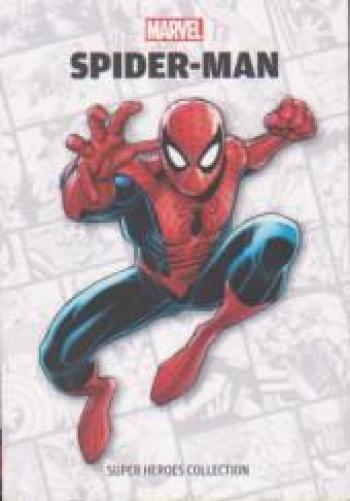Couverture de l'album Marvel Super Heroes Collection - 1. Spider-Man