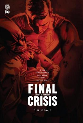 Couverture de l'album Final Crisis - 3. Crise finale