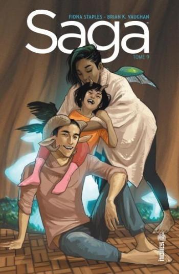 Couverture de l'album Saga - 9. Tome 9