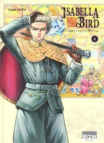 Couverture de l'album Isabella Bird - Femme exploratrice - 4. Tome 4