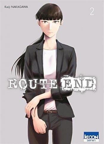 Couverture de l'album Route End - 2. Tome 2