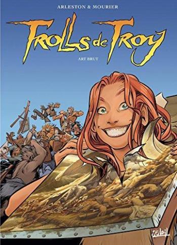 Couverture de l'album Trolls de Troy - 23. Art brut