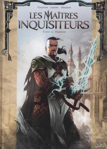 Couverture de l'album Les Maîtres Inquisiteurs - 10. Habner
