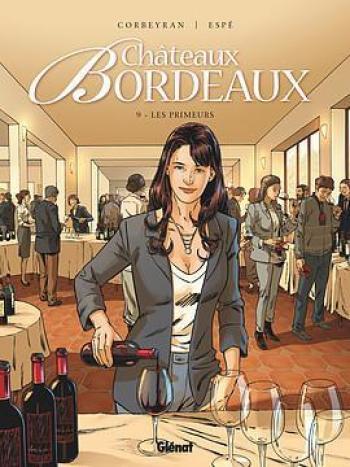 Couverture de l'album Châteaux Bordeaux - 9. Les Primeurs