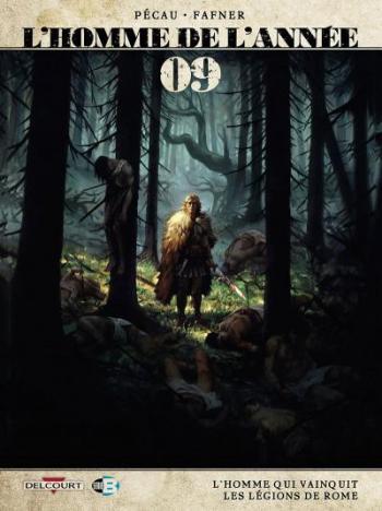 Couverture de l'album L'Homme de l'année - 14. 09 - L'homme qui vaincu les légions de Rome