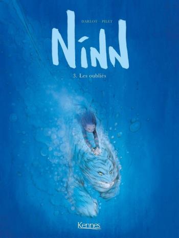 Couverture de l'album Ninn - 3. Les oubliés