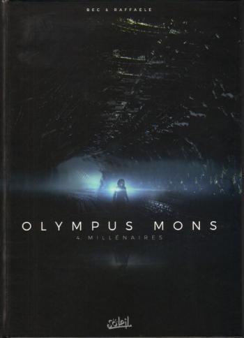 Couverture de l'album Olympus Mons - 4. Millénaires