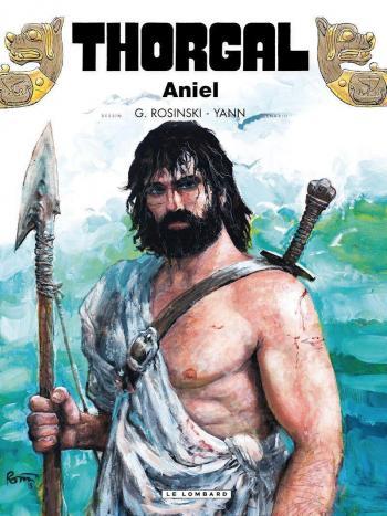 Couverture de l'album Thorgal - 36. Aniel