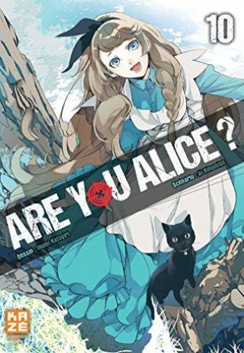 Couverture de l'album Are You Alice? - 10. Tome 10