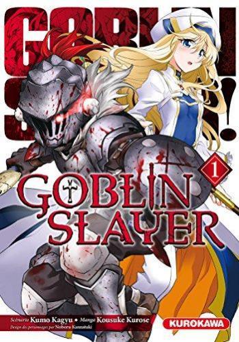 Couverture de l'album Goblin Slayer - 1. Tome 1