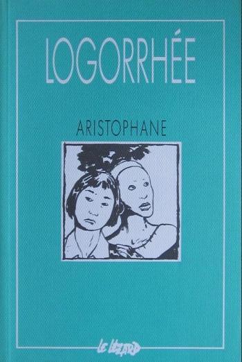 Couverture de l'album Logorrhée (One-shot)
