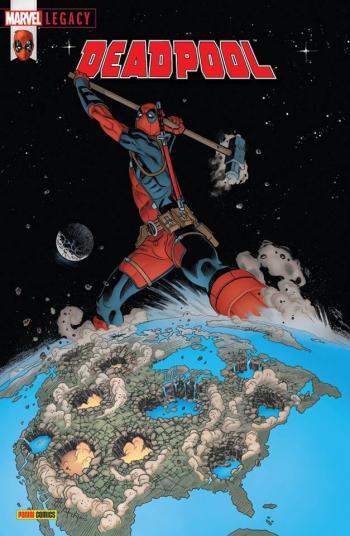 Couverture de l'album Marvel Legacy : Deadpool - 5. Ex-man