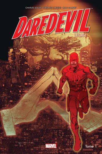 Couverture de l'album Daredevil Legacy - 1. FIisk : le maire