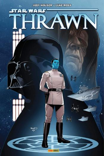 Couverture de l'album Star Wars -12 - Thrawn (One-shot)