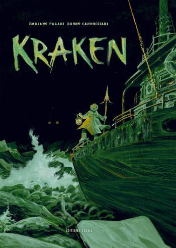 Couverture de l'album Kraken (Pagani-Cannucciari) (One-shot)