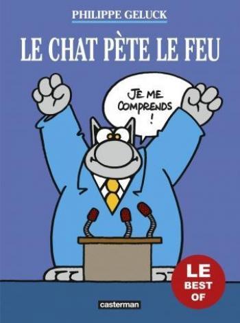 Couverture de l'album Le Chat (Best Of) - 6. Le Chat pète le feu