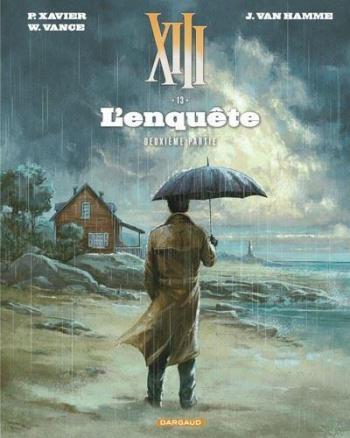Couverture de l'album XIII - 13. L'Enquête Deuxième partie
