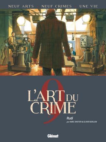 Couverture de l'album L'Art du crime - 9. Rudi