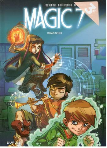 Couverture de l'album Magic 7 - 1. Jamais seuls