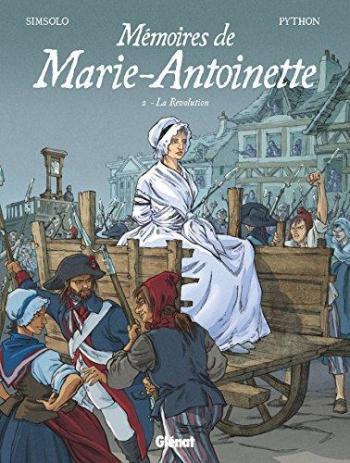 Couverture de l'album Mémoires de Marie-Antoinette - 2. Révolution