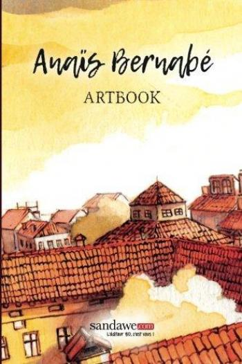 Couverture de l'album Anais Bernabe - Art book (One-shot)