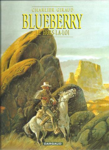 Couverture de l'album Blueberry - 16. Le Hors-la -loi