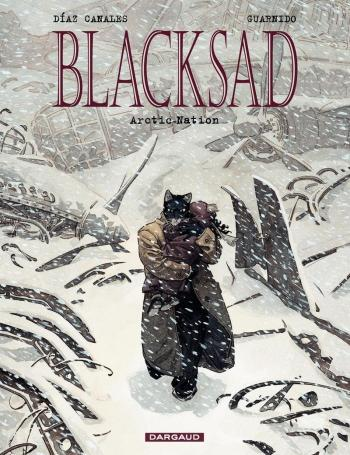 Couverture de l'album Blacksad - 2. Arctic Nation