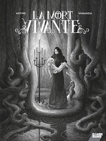 Couverture de l'album La Mort Vivante (One-shot)