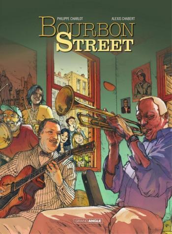 Couverture de l'album Bourbon street  - INT. Bourbon Street - Intégrale