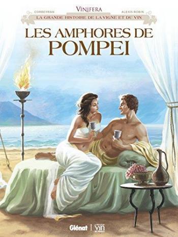 Couverture de l'album Vinifera - 1. Les Amphores de Pompéi
