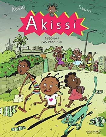 Couverture de l'album Akissi - 8. Mission pas possible