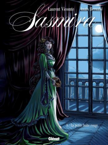 Couverture de l'album Sasmira - 4. La petite boîte rouge