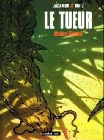 Couverture de l'album Le Tueur - 6. Modus vivendi