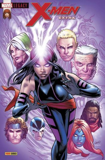 Couverture de l'album Marvel Legacy : X-Men Extra - 4. Joyeux anniversaire, Old Man Logan