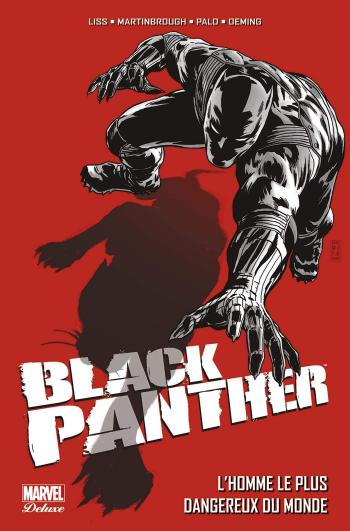 Couverture de l'album Black Panther - L'homme le plus dangereux du monde (One-shot)