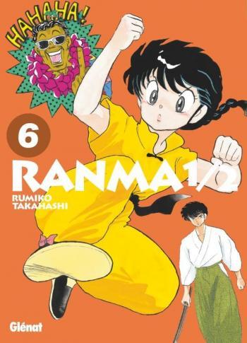 Couverture de l'album Ranma 1/2 (Édition Originale) - 6. Tome 6