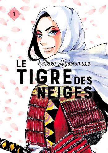 Couverture de l'album Le tigre des neiges - 1. Tome 1