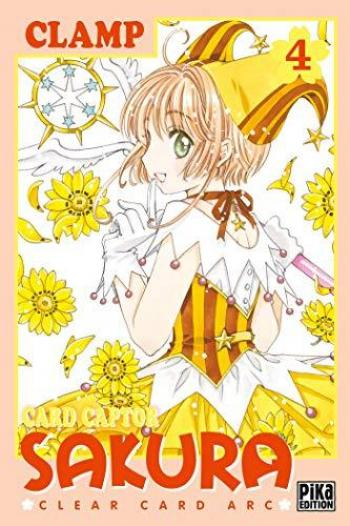 Couverture de l'album Card Captor Sakura - Clear Card Arc - 4. Tome 4