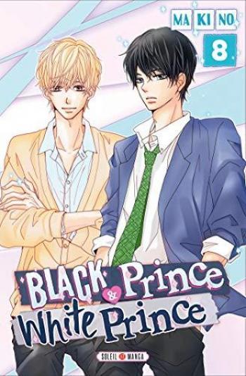 Couverture de l'album Black Prince & White Prince - 8. Tome 8