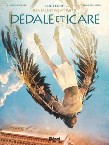 Couverture de l'album Dédale et Icare (One-shot)