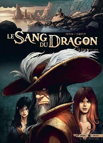 Couverture de l'album Le Sang du dragon - 12. Une autre voie
