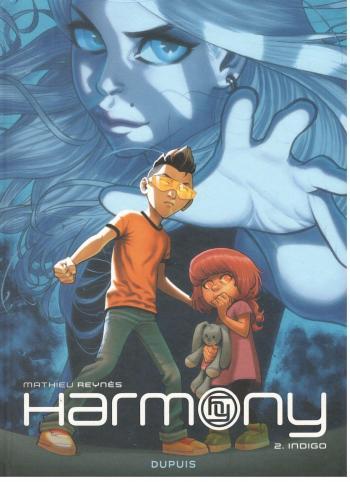 Couverture de l'album Harmony - 2. Indigo