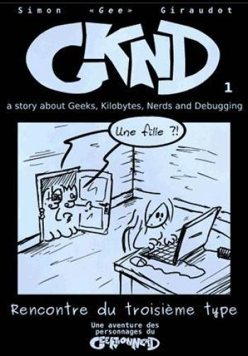 Couverture de l'album GKND - 1. Rencontre du troisième type