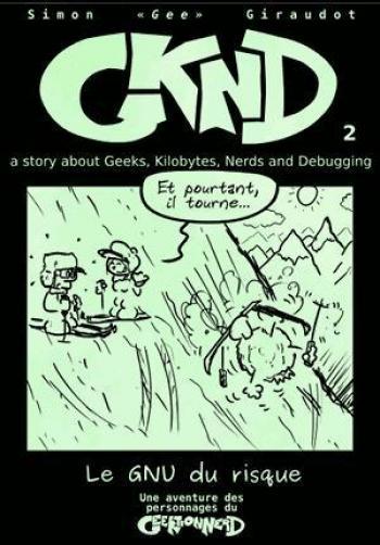 Couverture de l'album GKND - 2. Le GNU du risque