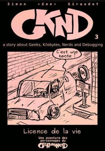 Couverture de l'album GKND - 3. Licence de la vie