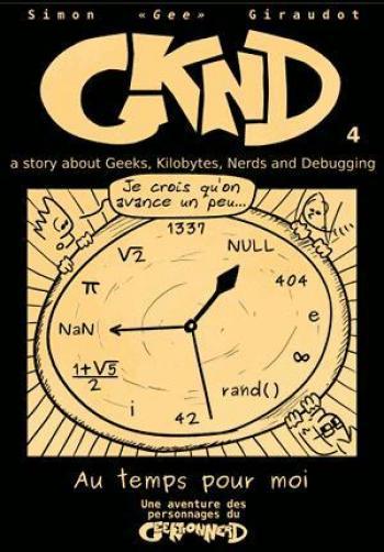 Couverture de l'album GKND - 4. Au temps pour moi