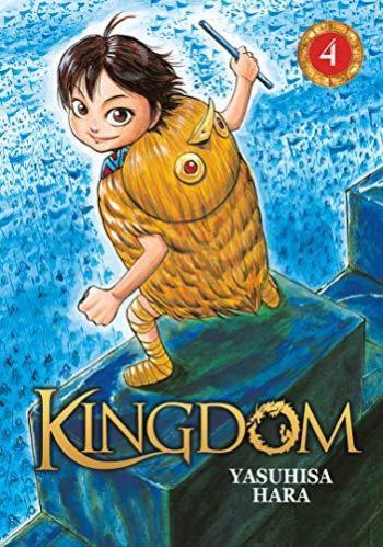 Couverture de l'album Kingdom - 4. Une attaque surprise pour regagner le pouvoir